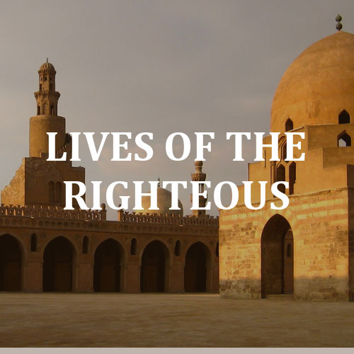 Lives of the Righteous