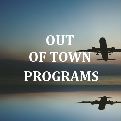 Out of Town Programs